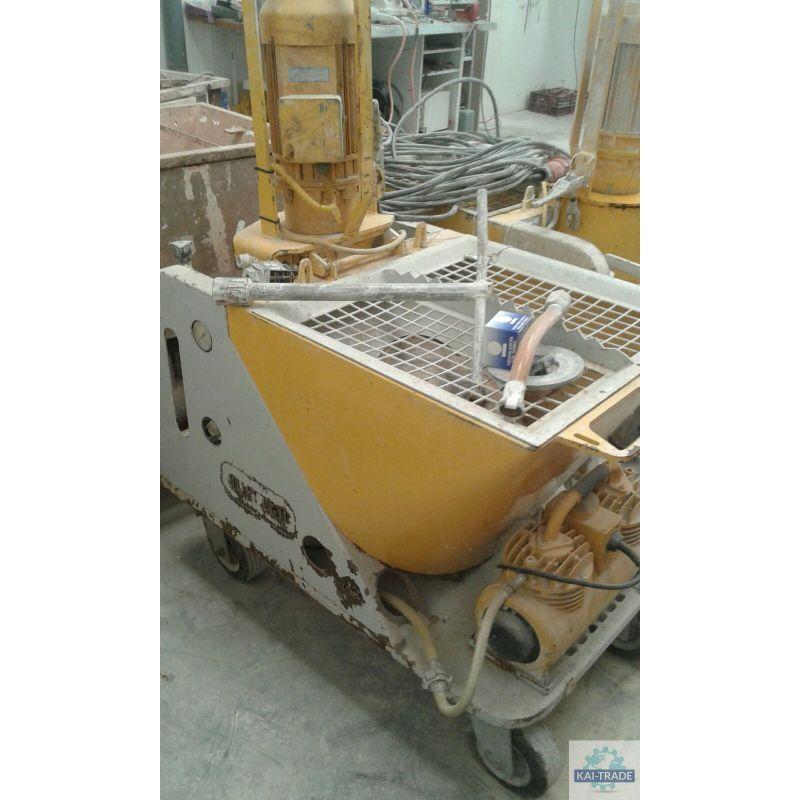 plastering machine