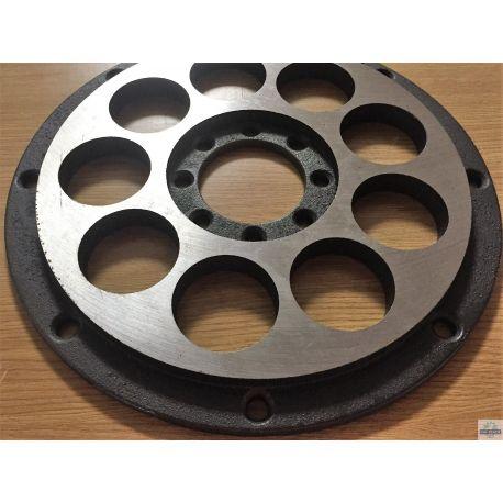 Disco acero 9 agujeros Piccola